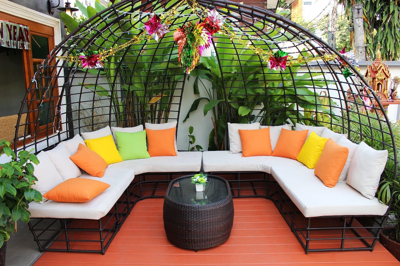 summer decor tips